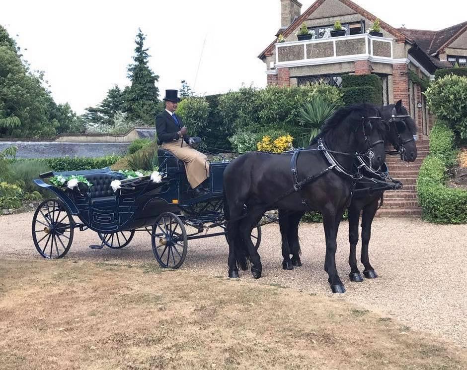 wedding transportation kent